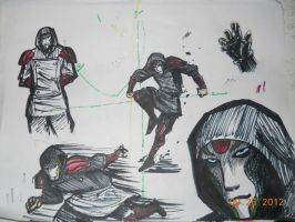 Drawing during class? Amon it. by Dino-blankey