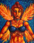 Fire Fairy Re-Paint by Mad-Willy