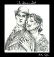 The Dresden Dolls by EiYa