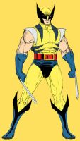 CLASSIC WOLVIE by Sequential76