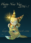 NOC: Happy New Year! by kigoci