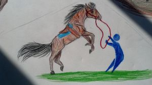 '12 Preakness Prep 1 by patchesofheaven74