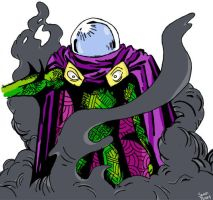 Mysterio by foxstomp