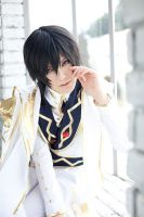 Lelouch Lamperouge by touyahibiki