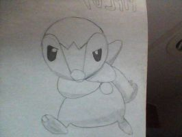 Piplup by Tinkerbell0522