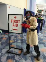 Medic Cosplay @ Wondercon 2013 by stormx6