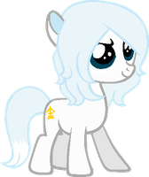 DOLL: Golden Cumulus as a colt by Starlollipop