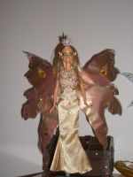 ooak fairy barbie NALAANI by DivinityNemesis