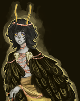 um, gamzee as samir I guess by Costly