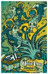 311, 2008 Gig Poster by artzrevolution