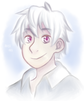 Akise Aru by MoonBerry82465