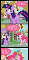 Pinkie's Hat by Cartoon-Admirer