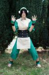 Toph Beifong Cosplay by Tophiii
