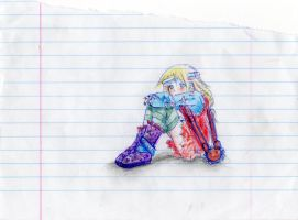 HTTYD - Astrid by Lion3Queen