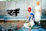 MAGI - The Labyrinth of Magic by Shirokii
