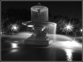 Twenty Seconds of Fountain by TallJohn