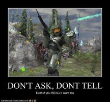 dont ask demotivational by Cheatcodechamp
