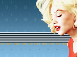 Gwen Stefani - Wallpaper 3 by Bia
