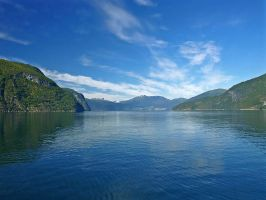 Norway - I Miss the Fjords... by AgiVega