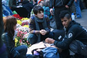 OCCUPY WALL STREET 2 by Assemblitphoto