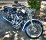 Harley-Davidson Softail Deluxe by PaulWeber