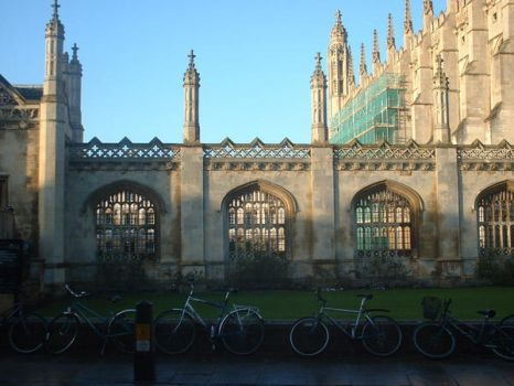 King's College, Cambridge by Panselinos