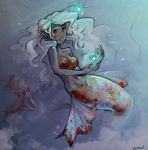 In the Deep by Elentori