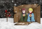 """not alone in xmas """"part 2"""" by lavender100"""