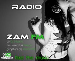 Zam Radio by vander90