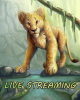 Lion LiveStreaming Offline by charfade