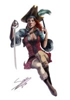 Pirate by Sonia-bessona