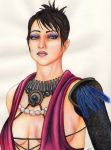 Morrigan by Darkmoonlilly