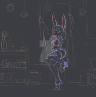 Sketch. 102015 by Chizu-PS
