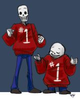 Undertale Number1sweaters by jameson9101322