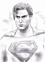 It's Superman by rocketdave