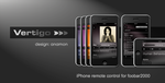 iPhone remote: Vertigo by Leuchtstoff