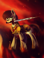 Creed of the warrior by Das-Leben