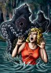 Attack of the Giant Leeches by Loneanimator