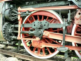 Engine of Steam loco Pt 47-001 by Goofer86