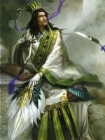 Zhuge Liang Artbook white movi by mollymous