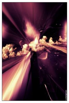 Infinite Space 3 by DomenLo