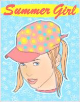 Summer Girl by was471