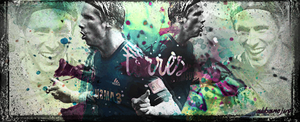 Fernando Torres - FC Chelsea ft younes by albanoGFX