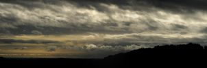 Sky pano by kayaksailor