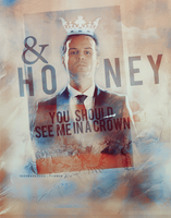 Jim Moriarty..Hi! by cheesepuffster