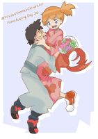 Pokeshipping Day 2015 by PrincessPokemon