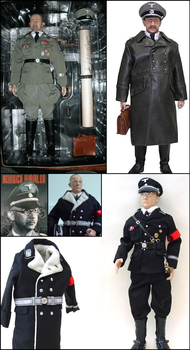 Himmler In The Past Toys ITPT Figures by PrinceZarbon