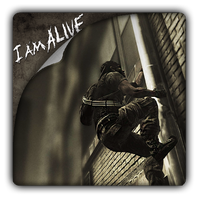 I Am Alive icon by Themx141
