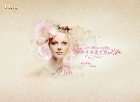 Dior mystery garden 01 by hkgood