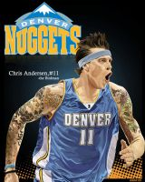 Chris Andersen, BIRDMAN Vector by rhobdesigns